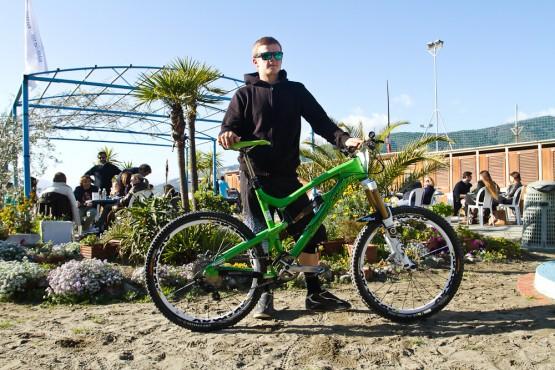 Pro Enduro Rider Bike Checks Sestri Levante I Mtb