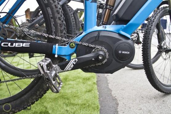 Cube Bikes Usa Cube enduro ebike w bosch